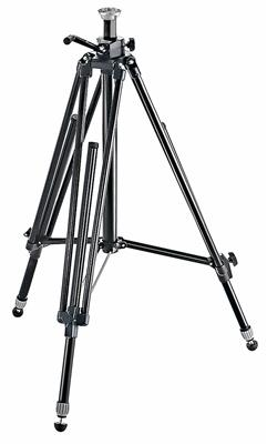 Manfrotto Triman Camera Trpod black without Head