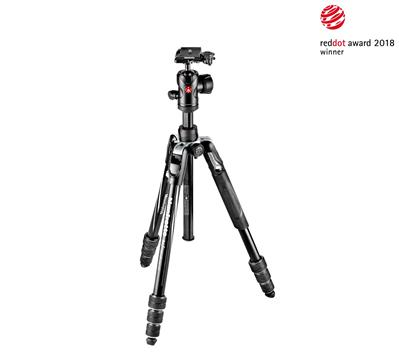 Manfrotto BEFREE ADV AL TWT BLK KIT BH