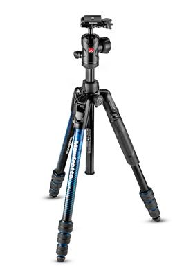 Manfrotto BEFREE ADV AL TWT BLUE KIT BH