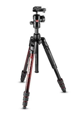 Manfrotto BEFREE ADV AL TWT RED KIT BH