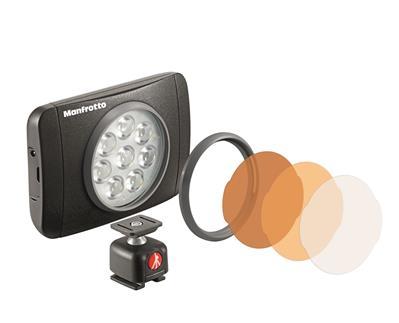 Manfrotto LED světlo LUMIMUSE 8x LED