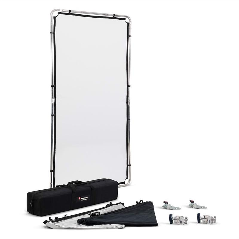 Manfrotto Pro Scrim All In One Kit 1.1x2m Medium