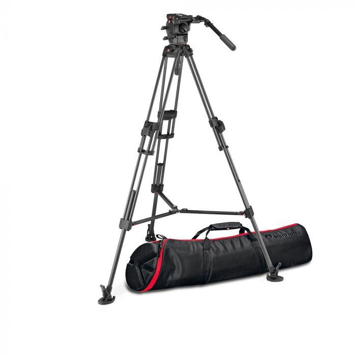 Manfrotto 526 & CF Twin Fast 2n1