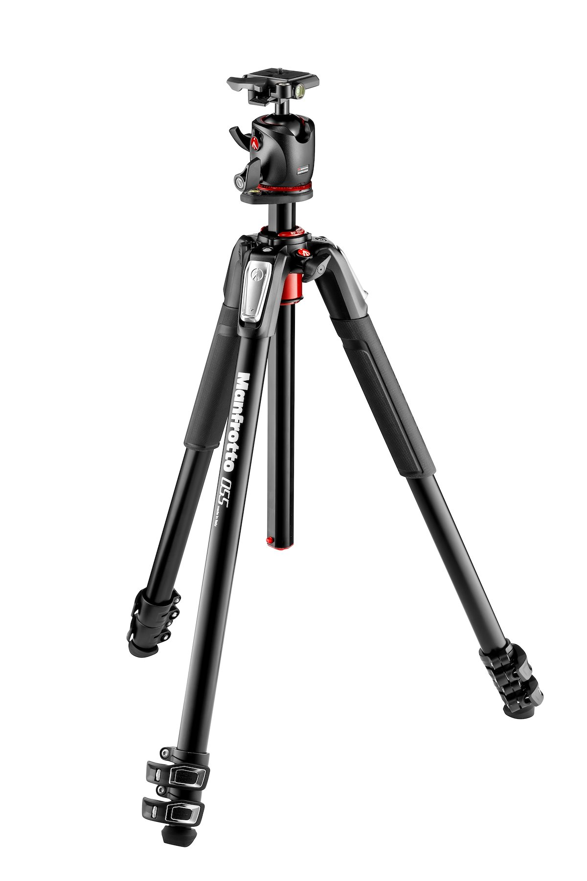 Manfrotto 055 Aluminium 3-Section Tripod with XPRO
