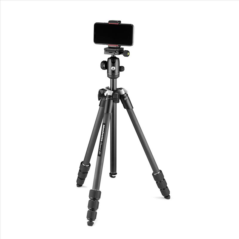 Manfrotto Element MII Mob Carbon BK 4 Sec BH
