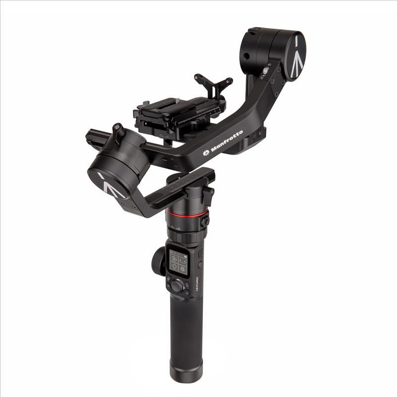 Manfrotto Gimbal 460 Kit Black