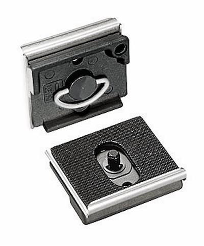 "Manfrotto Arch Rectangular Plate with 3/8"" screw"