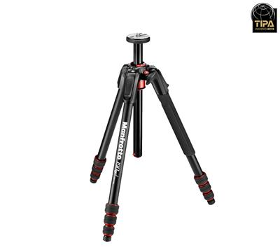 Manfrotto 190go! MS Aluminum 4-Section photo Tripo