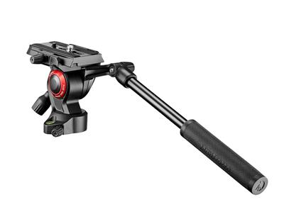 Manfrotto Befree live compact and lightweight flui