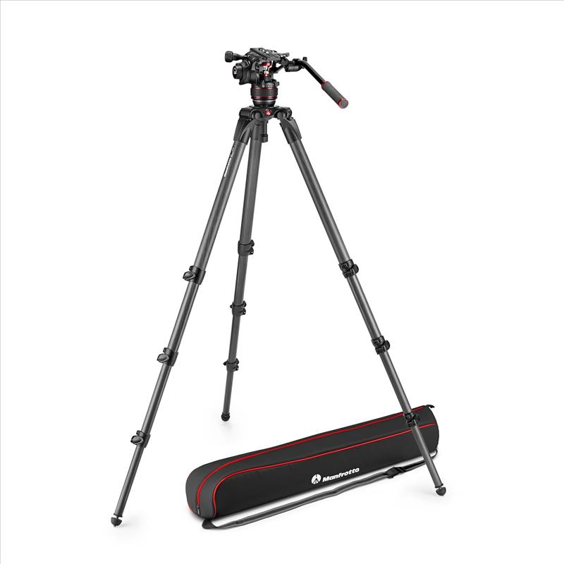 Manfrotto NITROTECH 608 & 536 SINGLE LEG