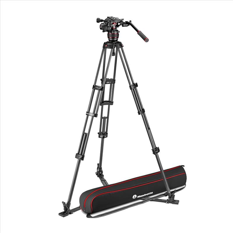 Manfrotto Nitrotech 608 & CF Twin GS