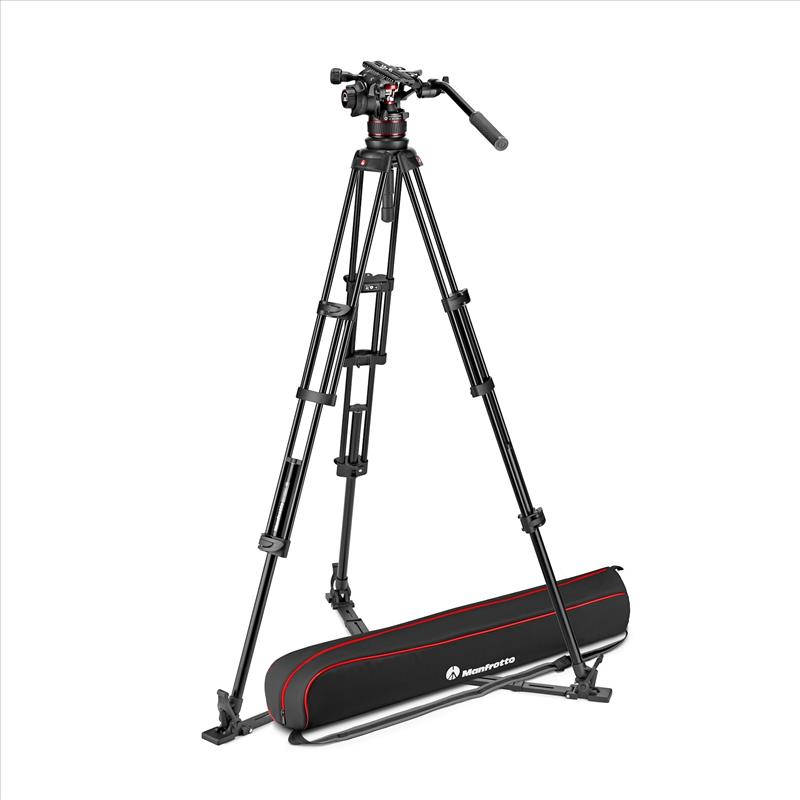 Manfrotto Nitrotech 612 & Alu Twin GS