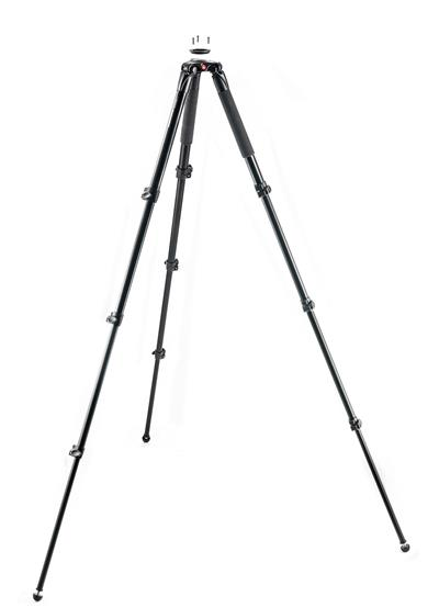 Manfrotto MPRO Aluminium Single Leg Video Tripod,
