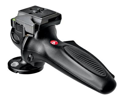 Manfrotto Light Duty Grip Ball Head