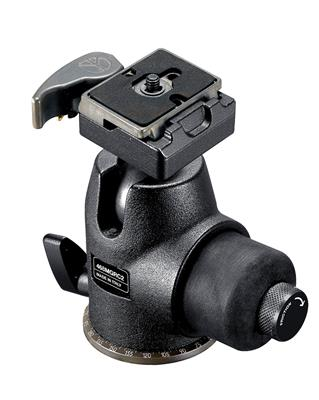 Manfrotto Hydrostatic Ball Head with RC2 Rapid Con