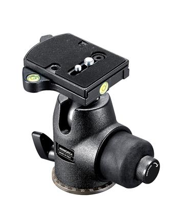 Manfrotto Hydrostatic Ball Head with RC4 Rapid Con