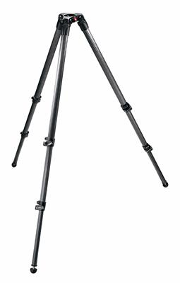 Manfrotto MPRO Carbon Fibre 2-Stage Video Tripod