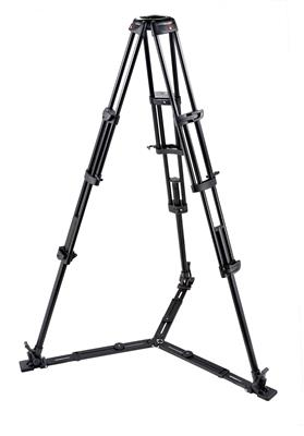 Manfrotto Pro Heavy-Duty Aluminium Video Tripod