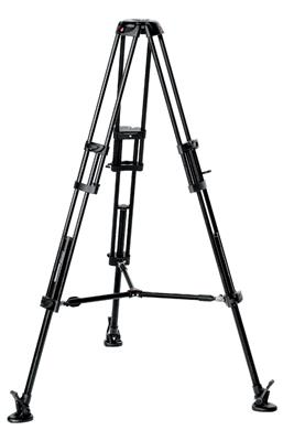 Manfrotto Alu Twin Leg with middle spreader video