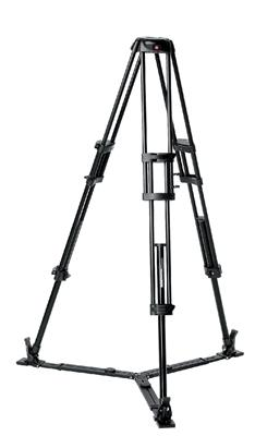 Manfrotto Alu Twin Leg with ground spreader video