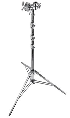 Avenger Overhead Stand 65 steel with wide base