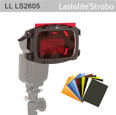 Lastolite Strobo Gel Starter Kit - Direct To Flash
