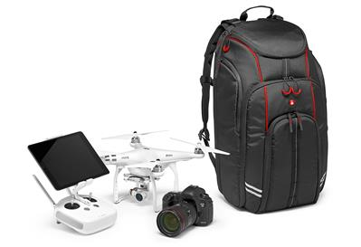 Manfrotto Aviator Drone Backpack for DJI Phantom,