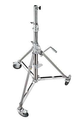 Avenger Super Wind Up 29 low base stainless steel