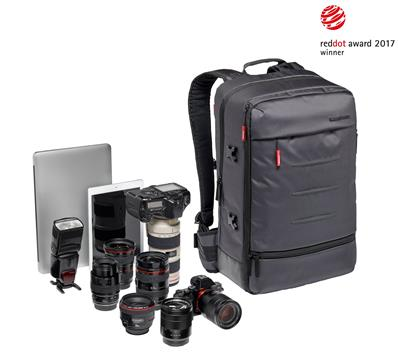 Manfrotto Manfrotto Manhattan camera backpack move