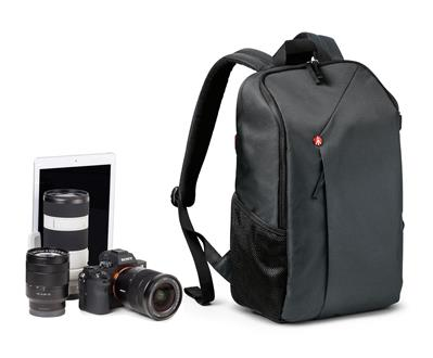 Manfrotto NX CSC camera/Drone backpack Grey