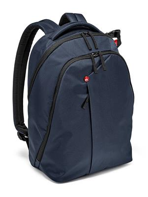 Manfrotto NX camera backpack V Blue for DSLR/CSC