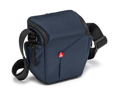 Manfrotto NX camera holster I Blue for CSC