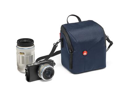 Manfrotto NX camera pouch Blue V2 for CSC