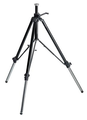 Manfrotto 117B Professional Video/Movie Triopd Bla