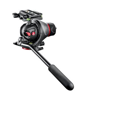 Manfrotto Magnesium Photo-Movie Tripod Head with Q