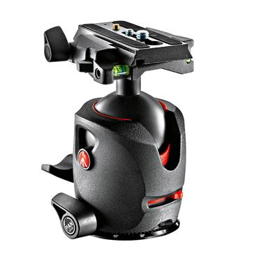 Manfrotto 057 Magnesium Ball Head with Q5 Quick Re