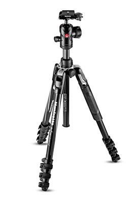 Manfrotto Befree Advanced Aluminum Travel Tripod l