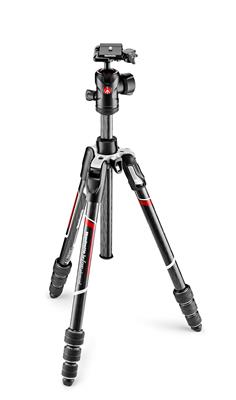 Manfrotto Befree Advanced Carbon Fibre Travel Trip