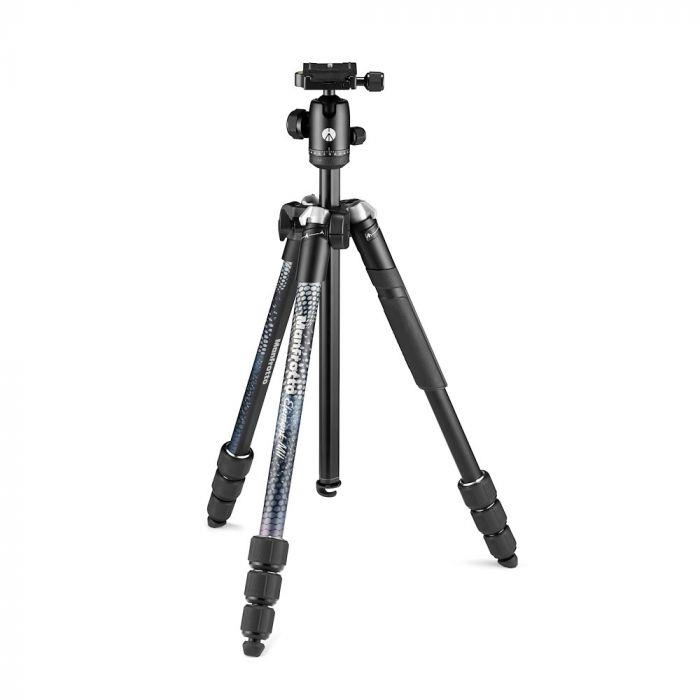 Manfrotto Element MII Aluminium, černý,4 Sec, BH