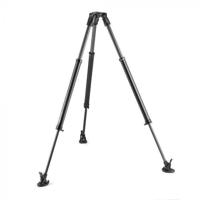 Manfrotto 635 Fast Single Tripod Carbon Fiber