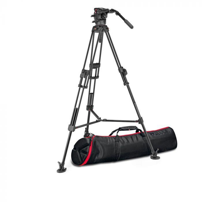 Manfrotto 526 & Alu Twin Fast 2n1